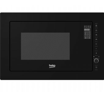 BEKO Select MGB25333BG Built-in Microwave with Grill - Black